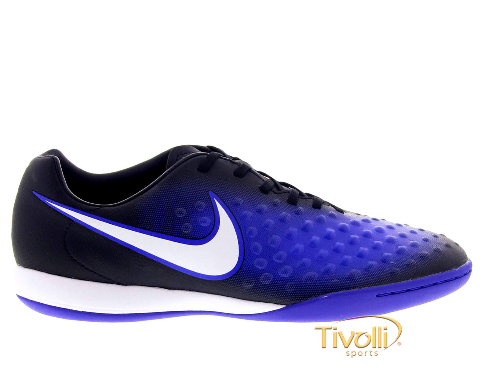 Chuteira Nike JR. MagistaX Opus II IC Futsal Infantil     cb49b8e4e253f