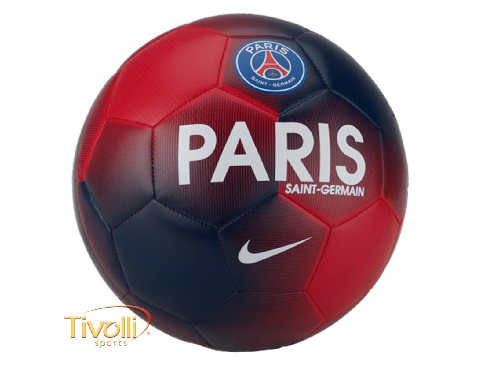 1b2f8eed9e Bola Nike Paris Saint-Germain Prestige Campo   Vermelha