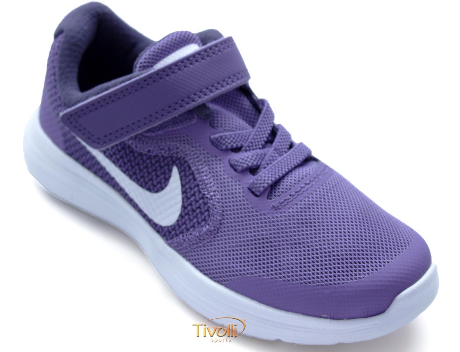 a452cae785 Tênis infantil Nike Revolution 3 (PSV)   tam. 27 ao 33