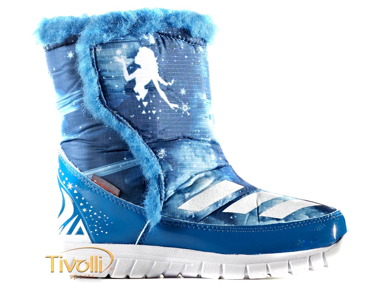 74510ade07a Bota Adidas Mid Disney Frozen Infantil   tam. 19 ao 25