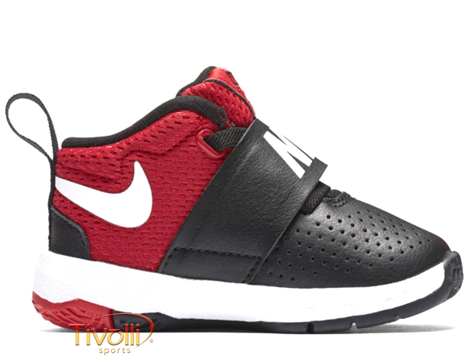 874fb416d66 Tênis Nike Team Hustle D 8 (TD) Infantil   tam. 20 ao 26