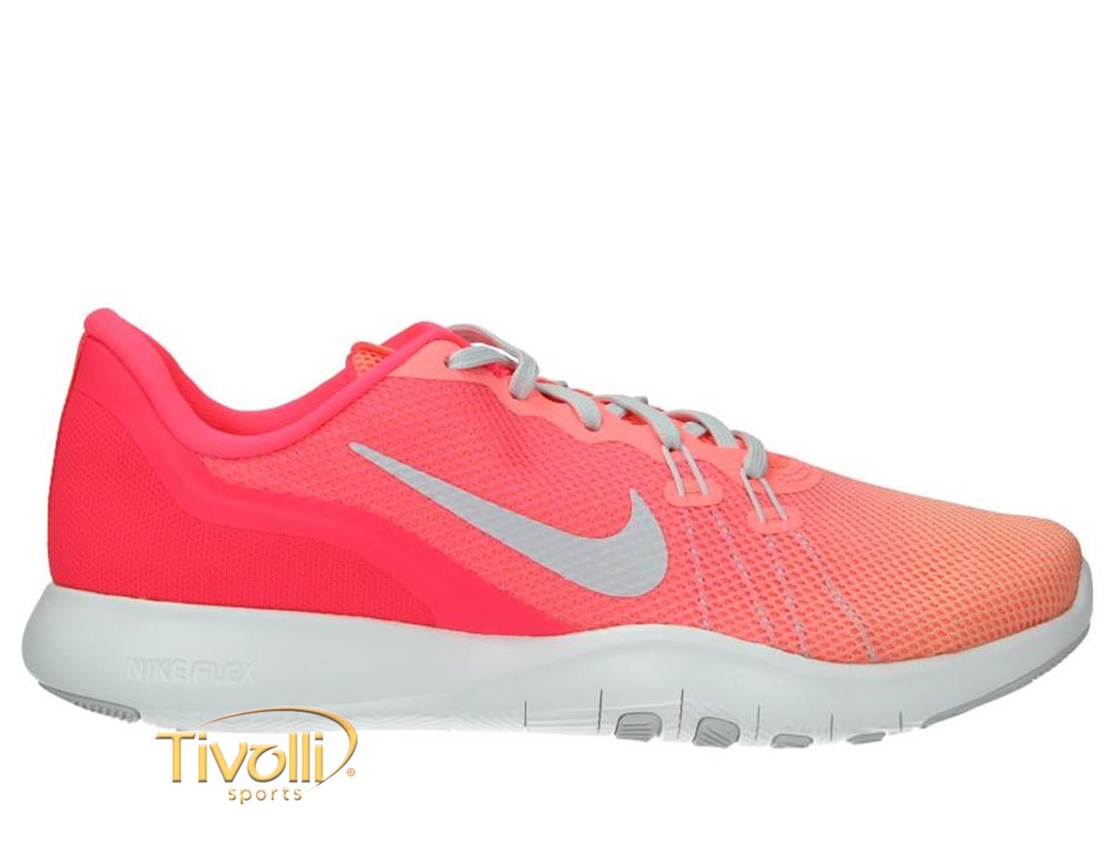 f08fef56a2c43 Tênis Nike W Flex Trainer 7 Fade   tam. 35 ao 38