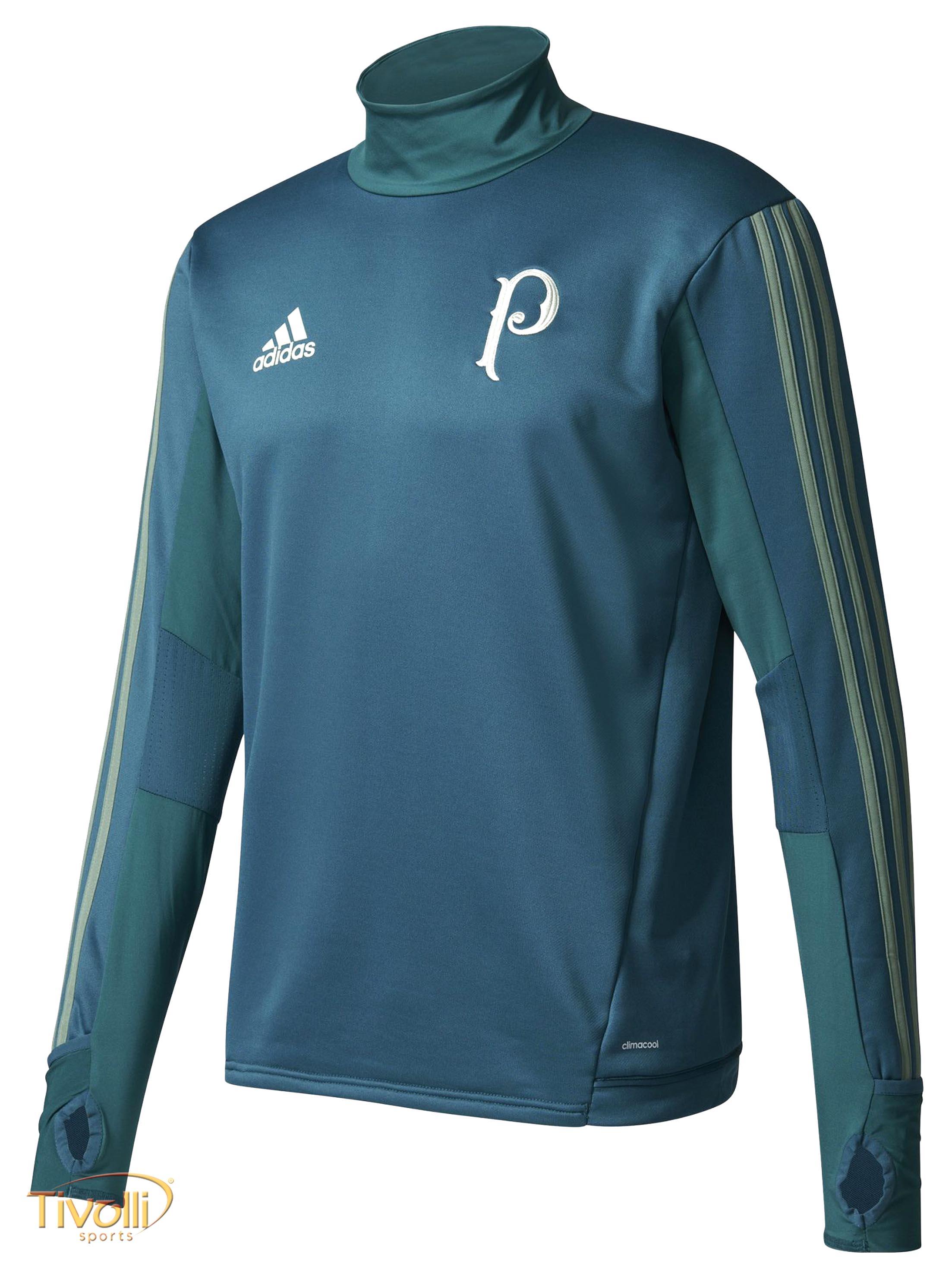 cec9210b87 Blusa Treino Palmeiras Adidas