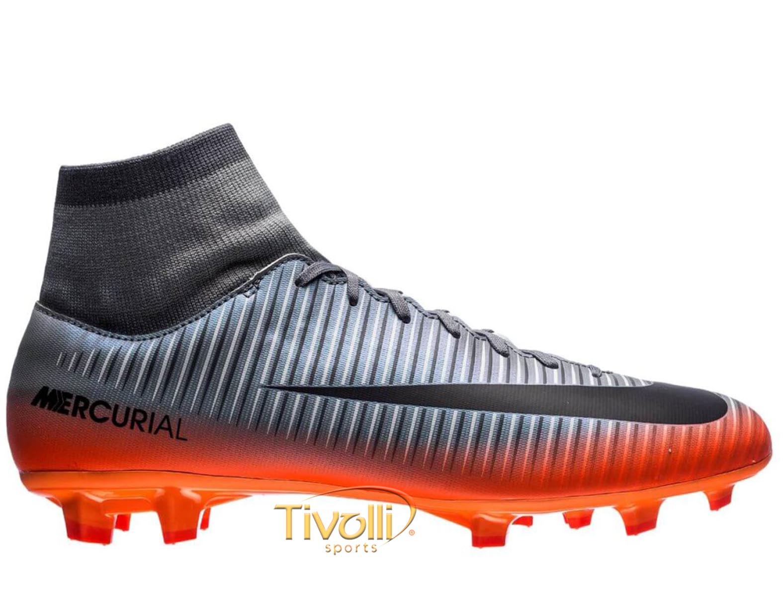 eeffee0fbf425 Chuteira Nike Mercurial Victory VI CR7 DF FG