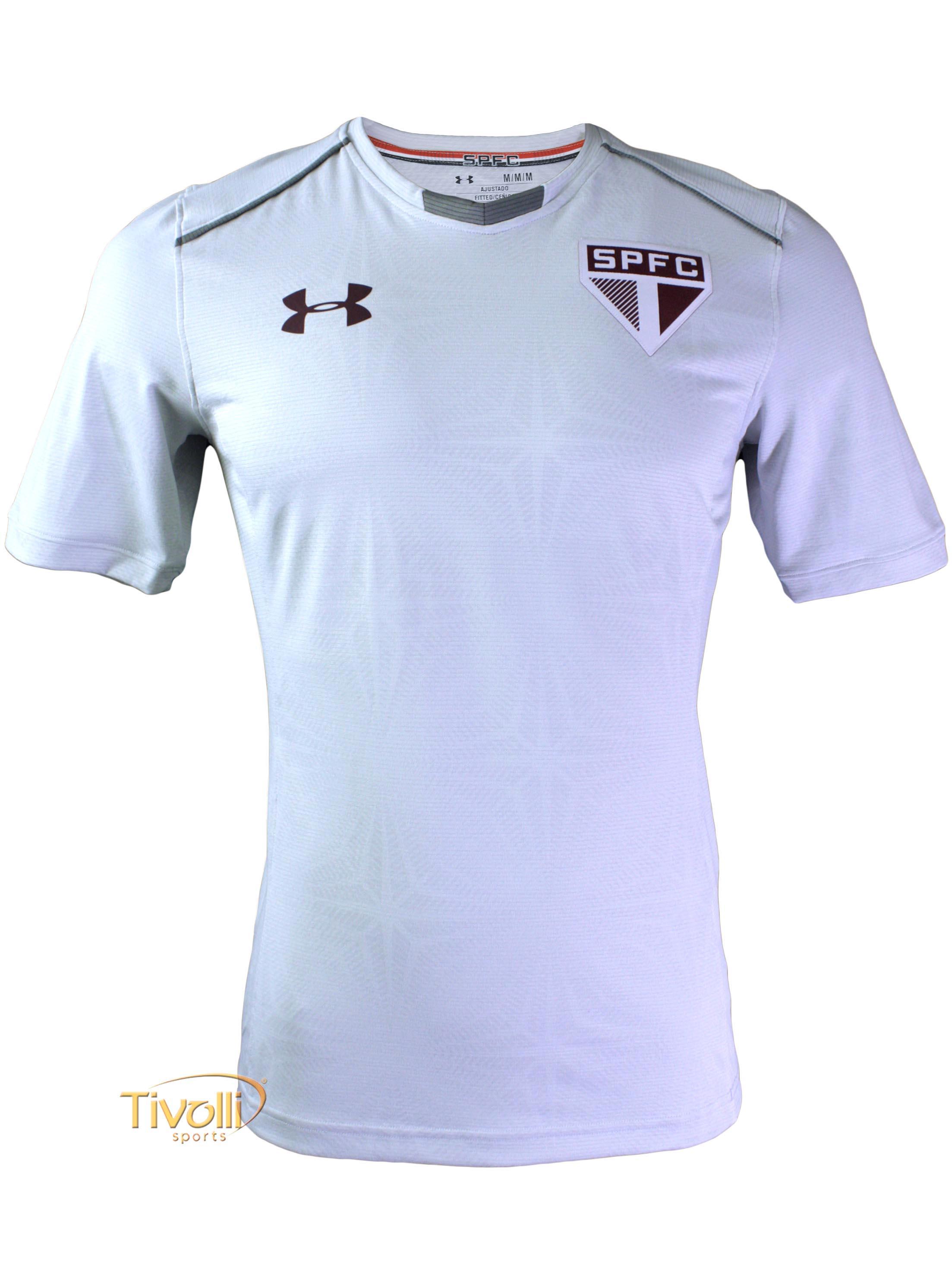 e3655039b35 Camisa Treino São Paulo SPFC 2017 Under Armour