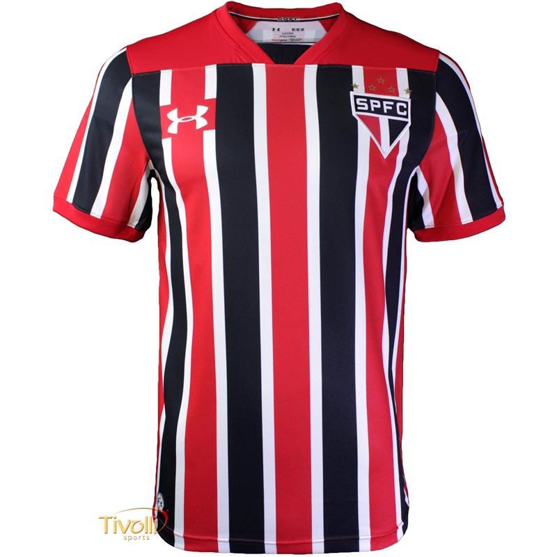 56811b0861d Camisa São Paulo SPFC Torcedor II Away 2017 Under Armour