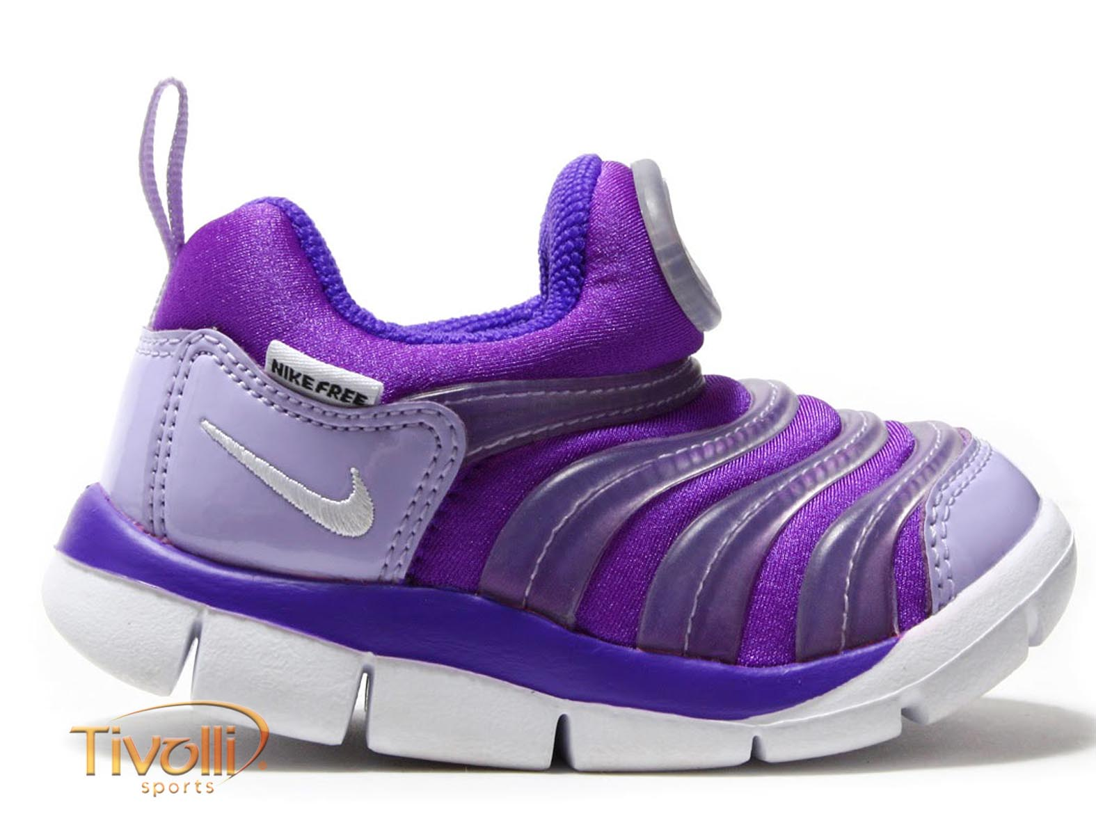 sports shoes 4605e fc630 Tênis Nike Dynamo Free (TD) Infantil tam. 20 ao 26