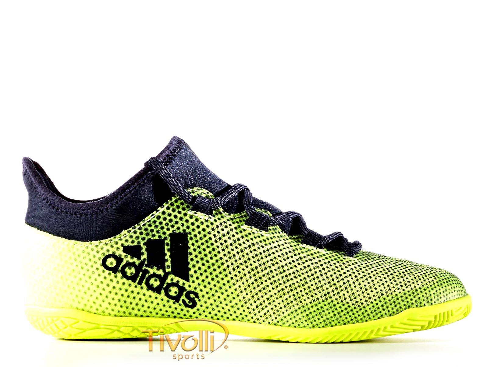 Chuteira Adidas X Tango 17.3 IN J Infantil IC Futsal     311d8d73f9047
