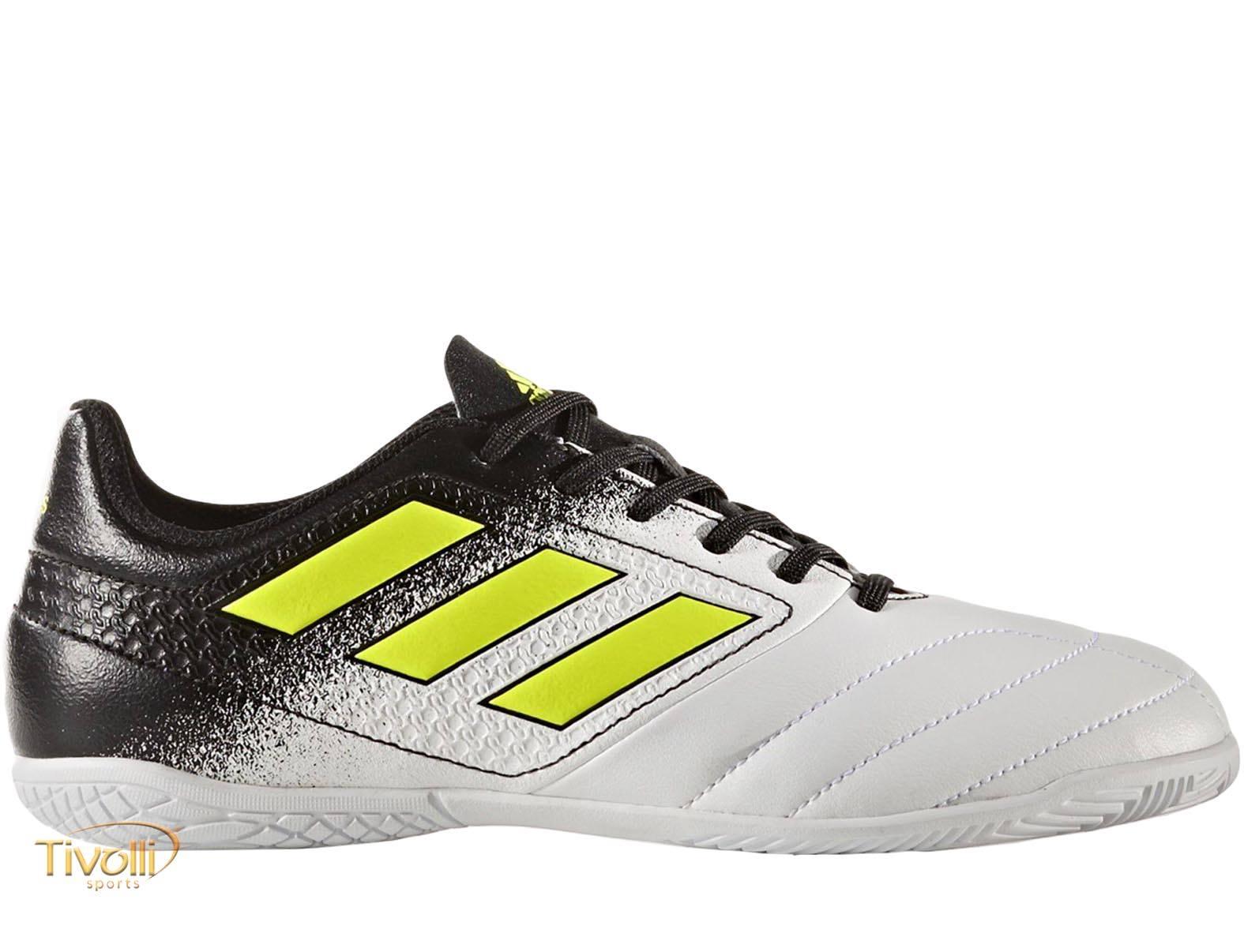 9e56b01af1 Chuteira Adidas Ace 17.4 J Infantil IC Futsal