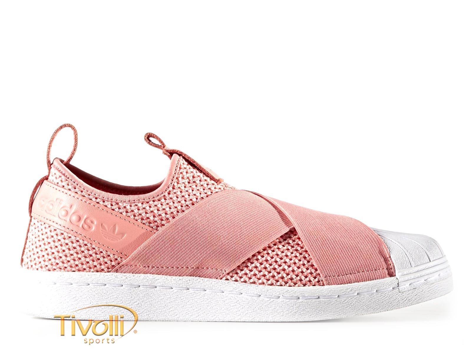482c26269 Tênis Adidas Superstar Slip On Feminino > >