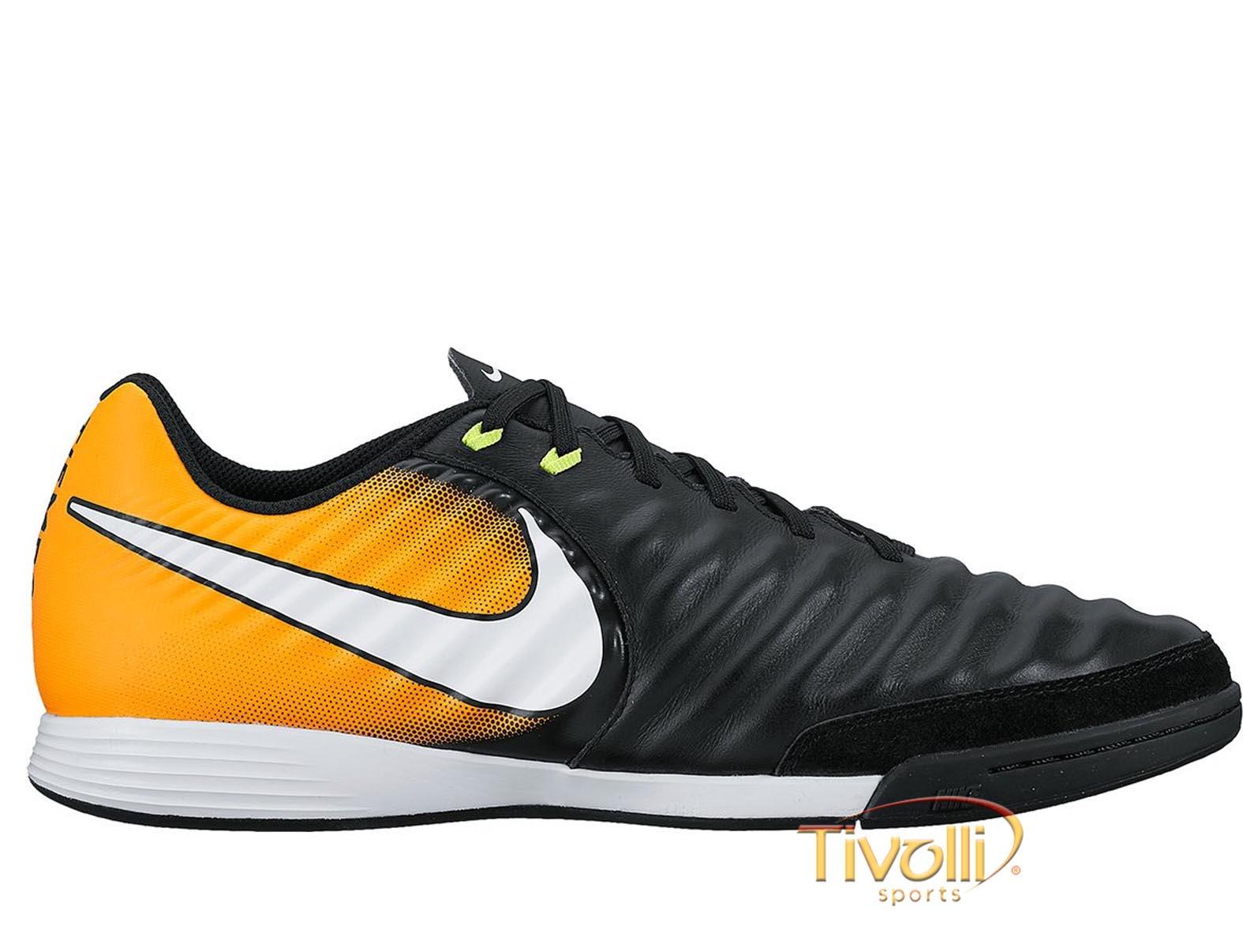 Chuteira Nike TiempoX Ligera IV IC Futsal     b61197e3bdb9d