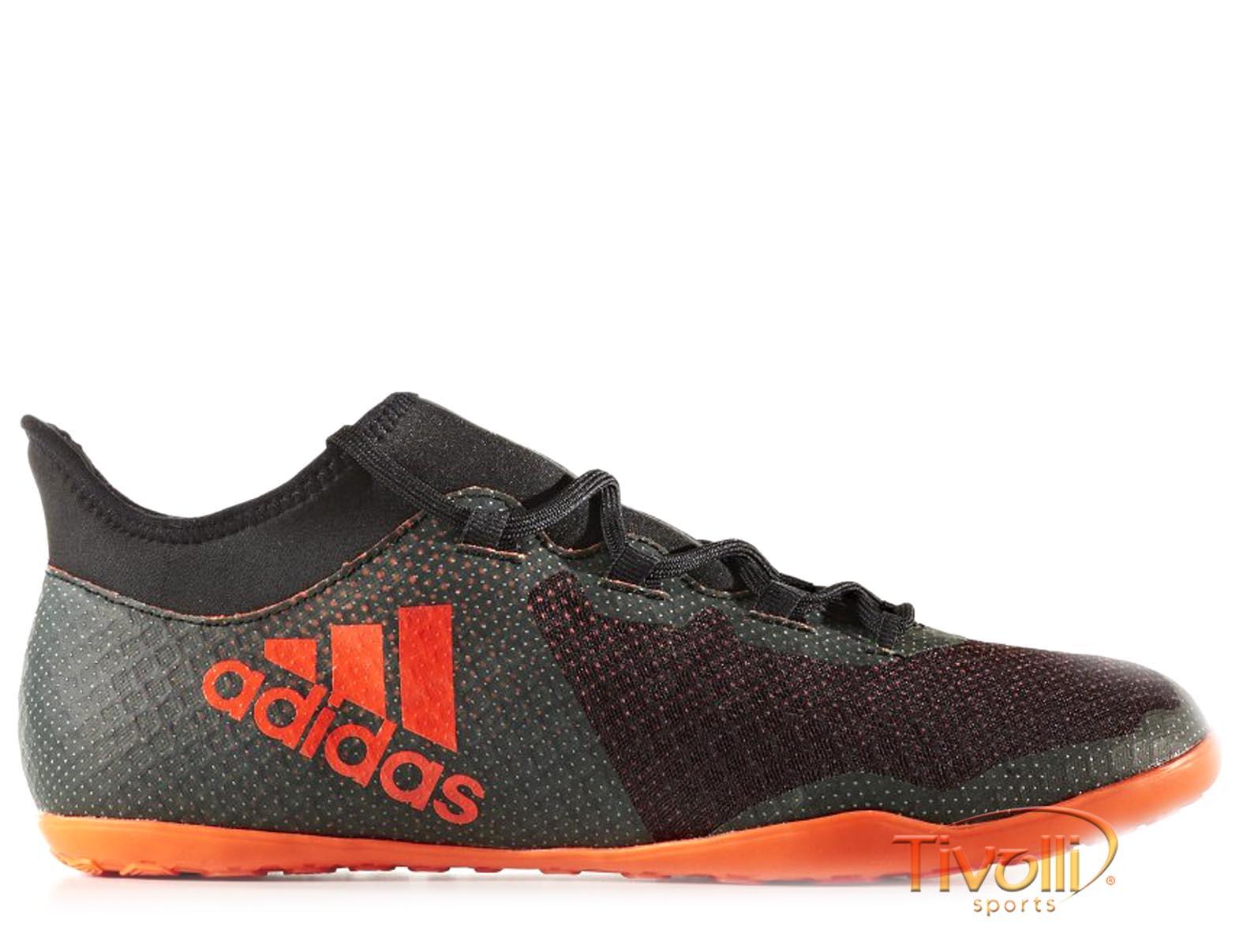 Chuteira Adidas X Tango 17.3 IN IC Futsal     dec6dbb740438