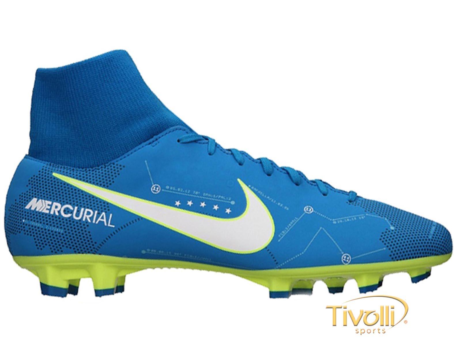 0838ed5267 Chuteira Nike MercurialX Victory VI DF Neymar Jr. FG Campo