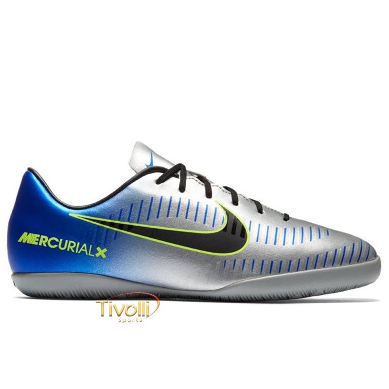 af27e8de0b1c1 Chuteira Nike JR. MercurialX Victory VI Neymar Jr. IC Futsal Infantil