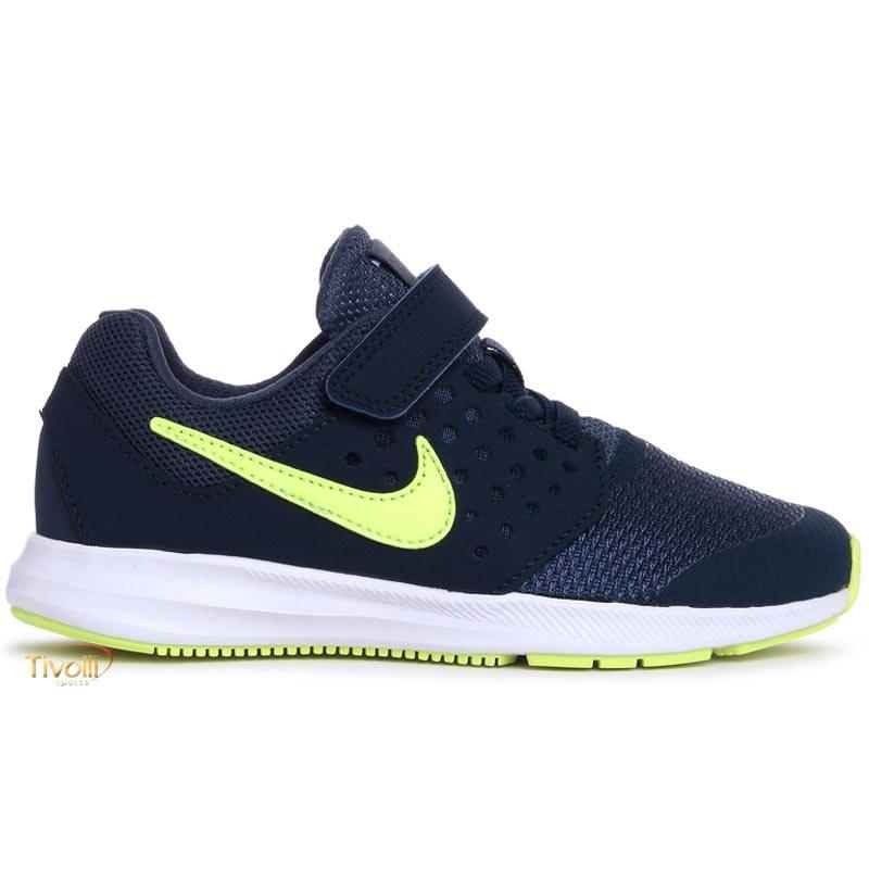 Tênis Nike Downshifter 7 (PSV) Infantil   tam. 27 ao 33   2a0b63ecca9ef