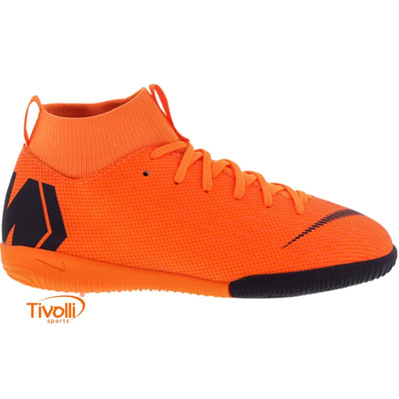 73348df2cc Chuteira Nike Neymar MercurialX Superfly VI Jr. Academy Futsal GS IC  Infantil