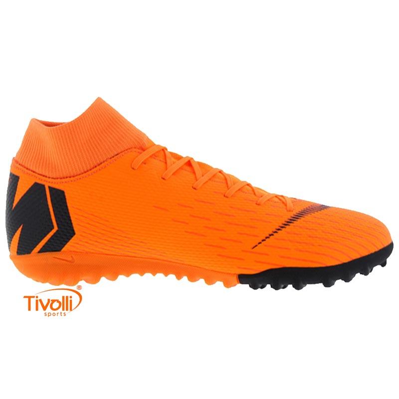 9a21b186e4 Chuteira Nike Neymar MercurialX Superfly VI Academy   TF Society