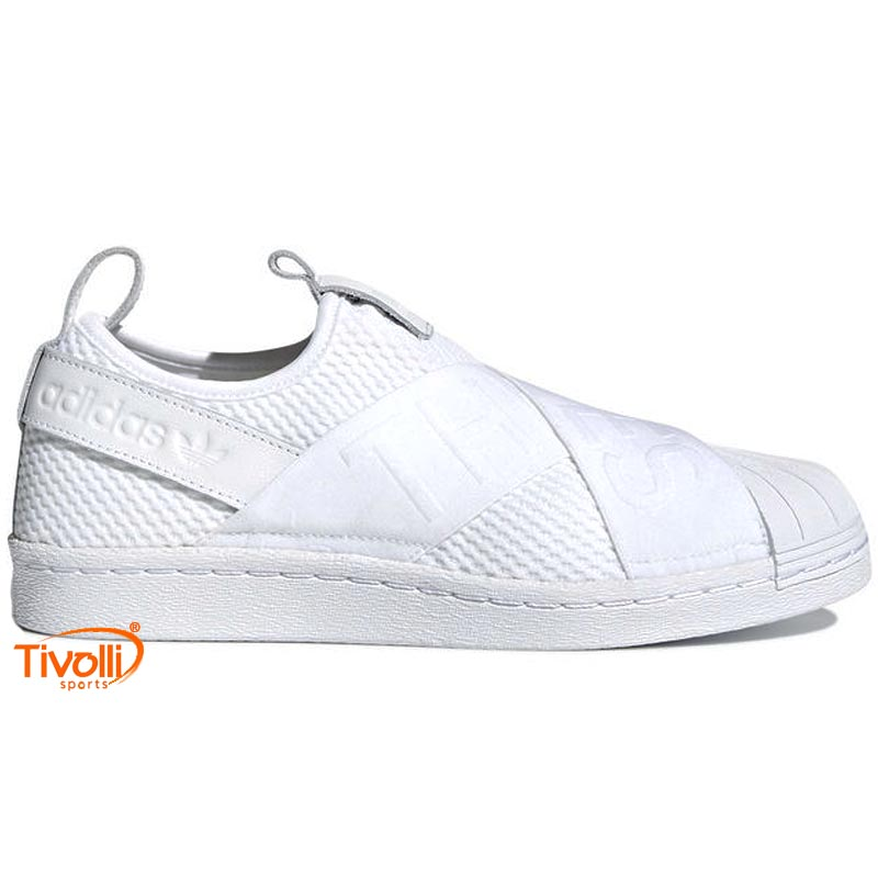32e77c228 Tênis Adidas Superstar Slip On Feminino   tam. 37 ao 39