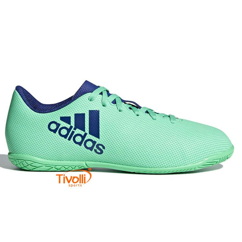17a94cd46c Chuteira Adidas X 17.4 IC Futsal Infantil
