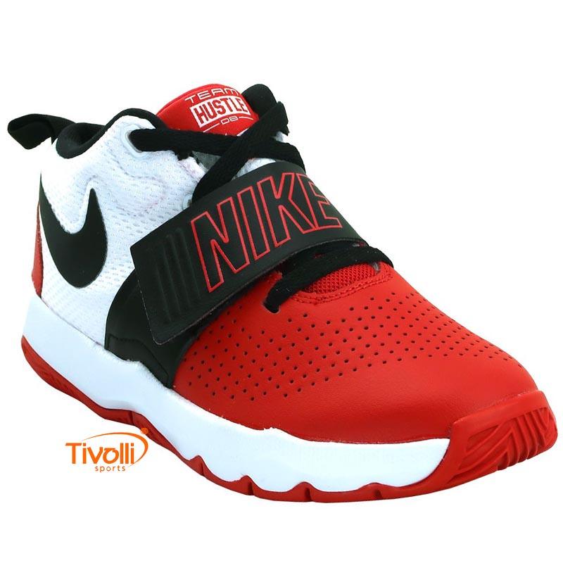76d2e71f Tênis Nike Team Hustle D 8 (PS) Infantil > tam. 28 ao 33 >