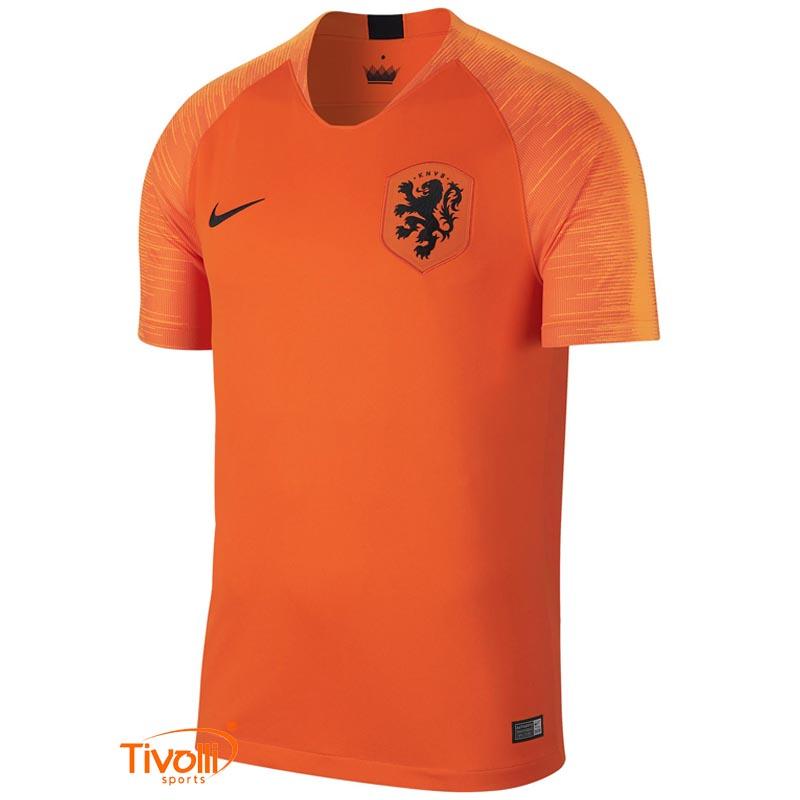 Agresivo cuerda suspender  Camisa Holanda I Home 2018 Nike > Masculina >