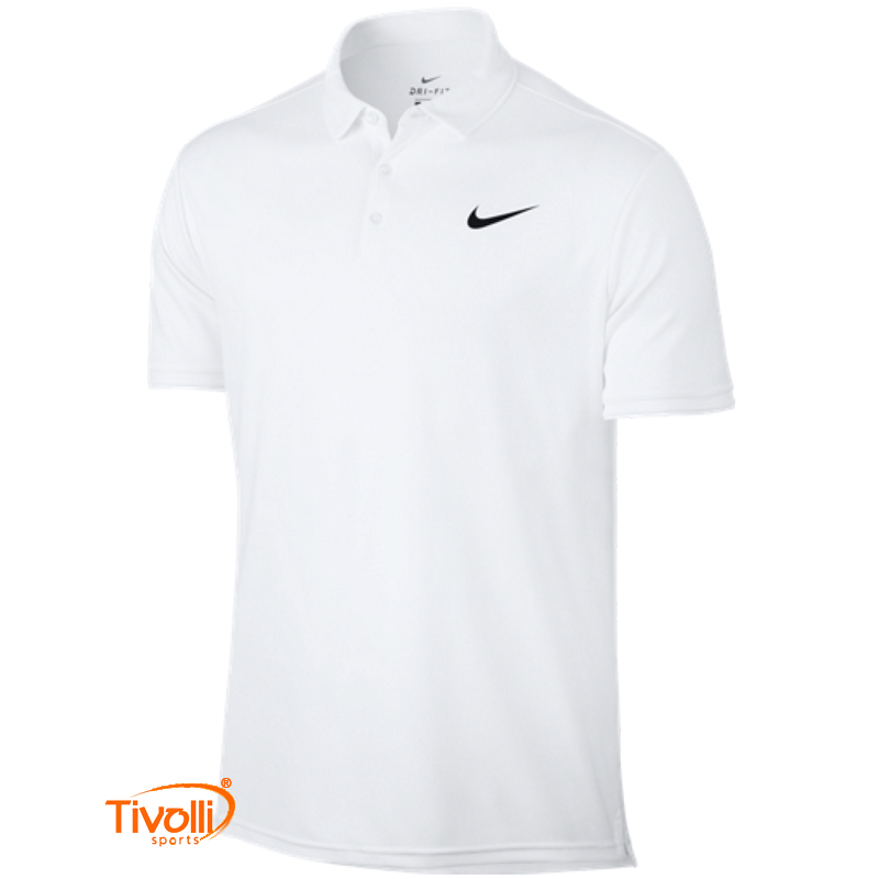 Camisa Polo Nike   Court Dry Team Masculina   001f7babfb458
