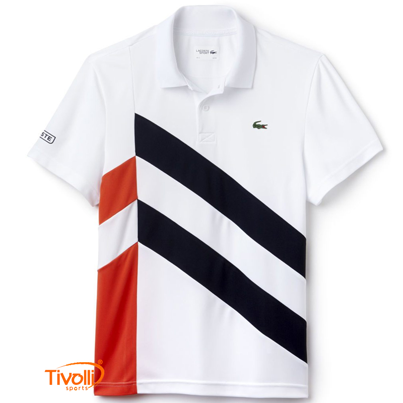 Camisa Polo Lacoste Sport   Tennis Masculina   4012474a58