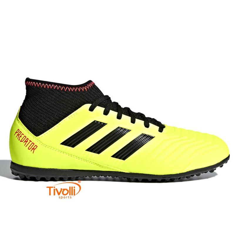 8a4345eab7 Chuteira Adidas Infantil   Predator Tango 18.3 TF Society