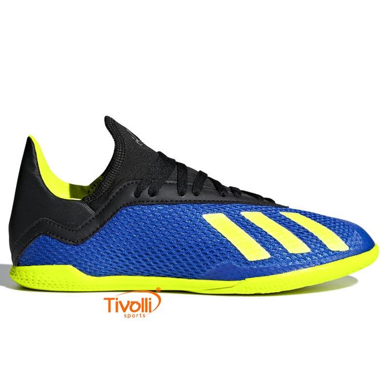 Chuteira Adidas X Tango 18.3 Infantil   IC Futsal   5d5d6795d5df4
