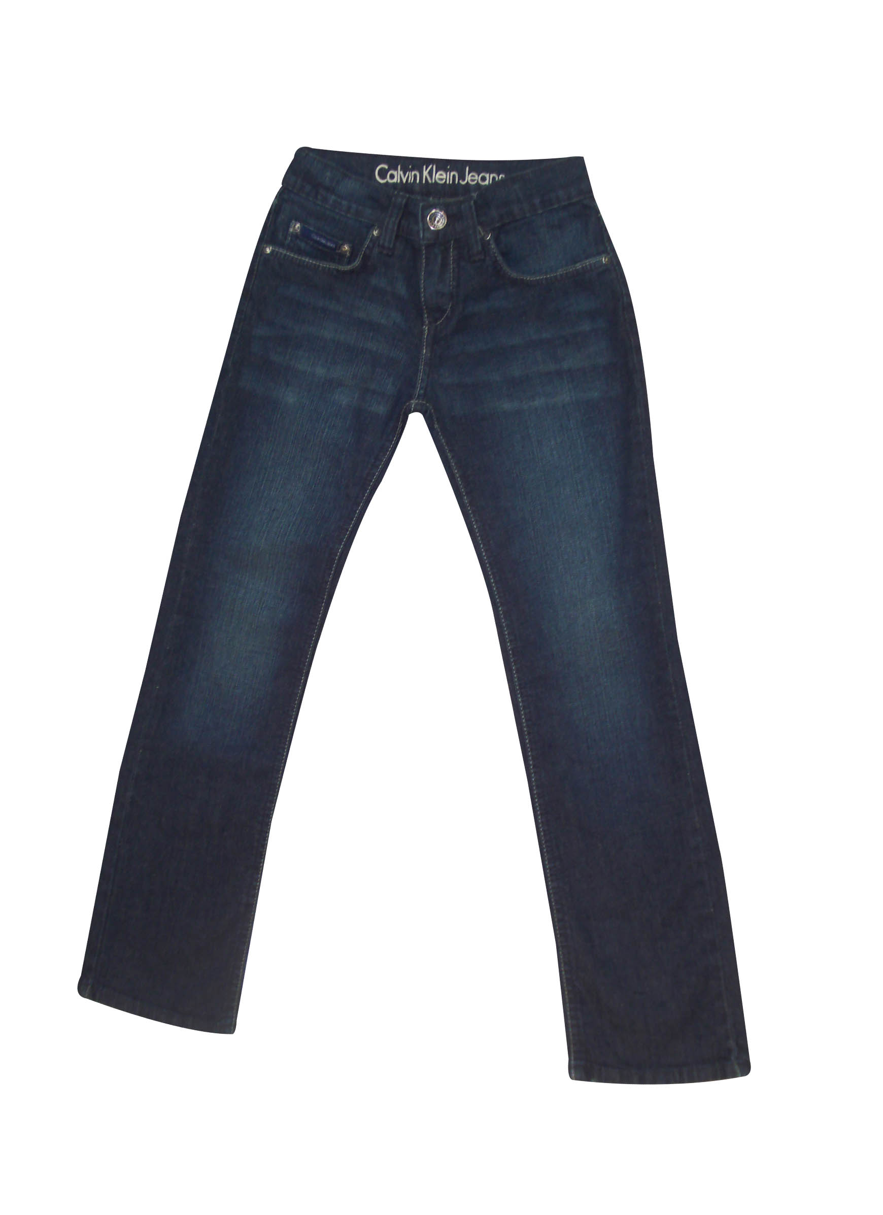 5857010e3 Calça Jeans Juvenil Calvin Klein > Azul Ref. 20203 >