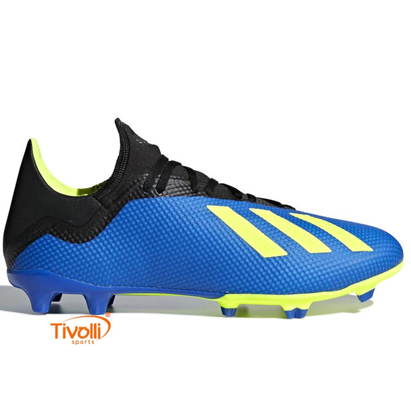 18d4f9e45d Chuteira Adidas X 18.3   FG Campo Masculina