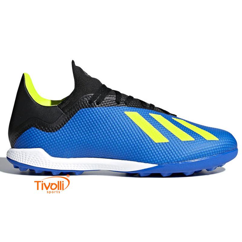 8cbcb2c08d Chuteira Adidas X Tango 18.3 TF Society   Masculina