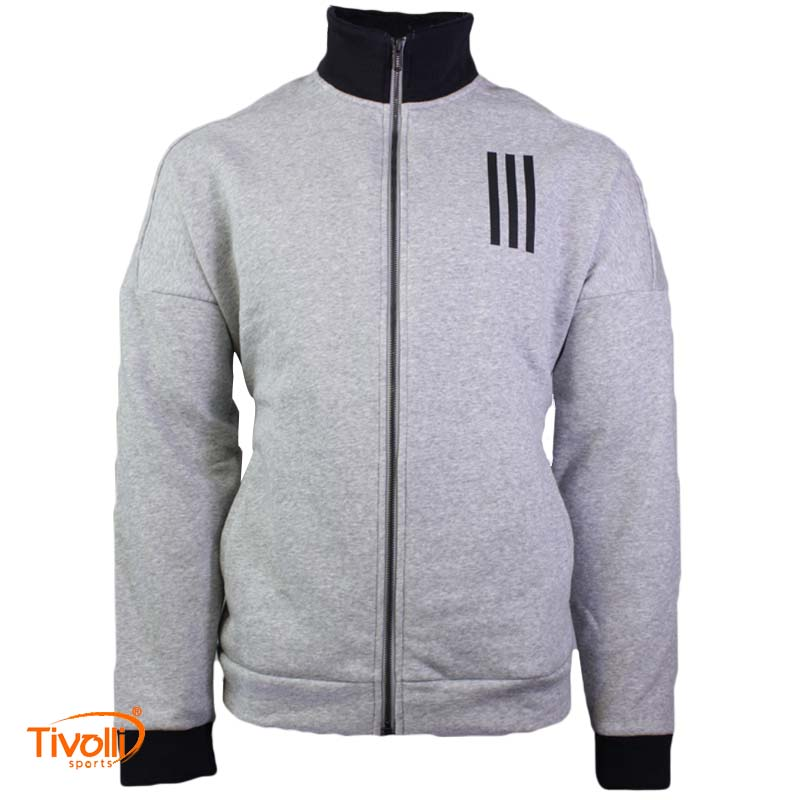 9955749be Blusa de Moletom Adidas Masculina > Sport ID Track Top Fleece >