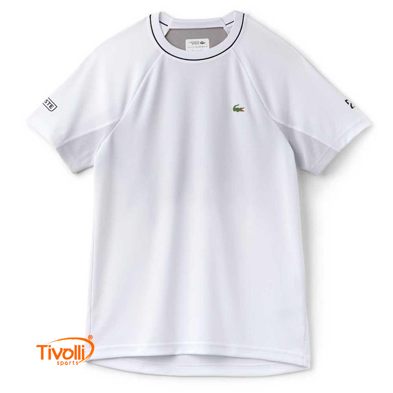 0bad02c6a2071 Camiseta Lacoste Sport   Novak Djokovic Collection Masculina