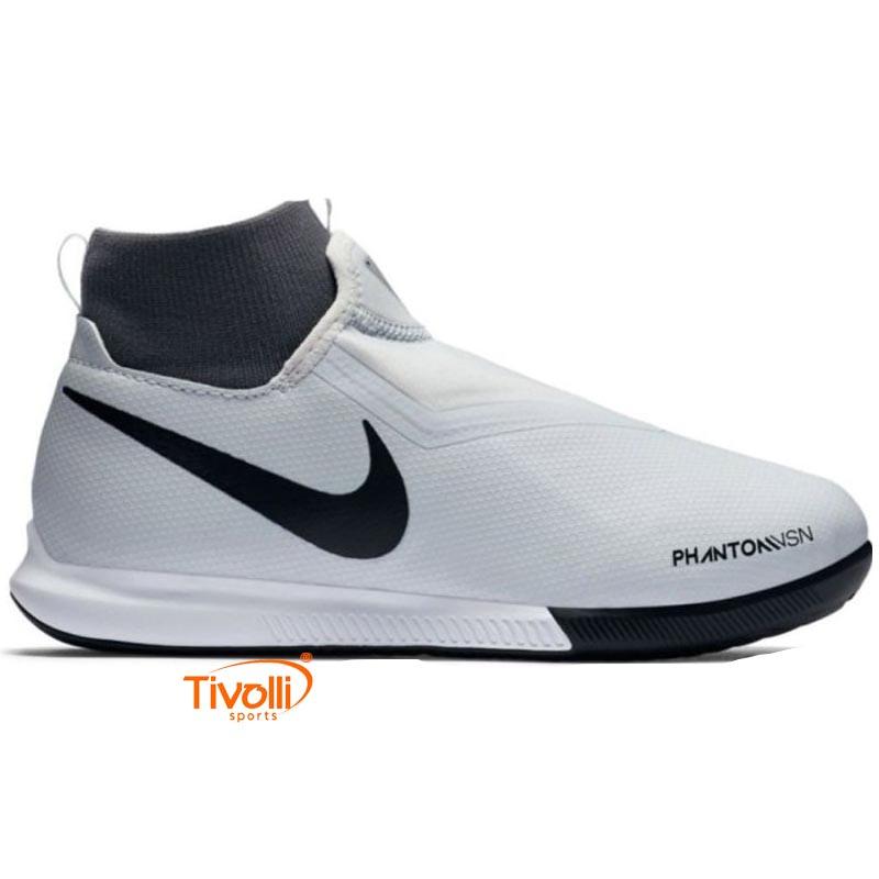 9aba83eb3ff72 Chuteira Nike JR. Phantom Vision > Academy DF IC Futsal Infantil >