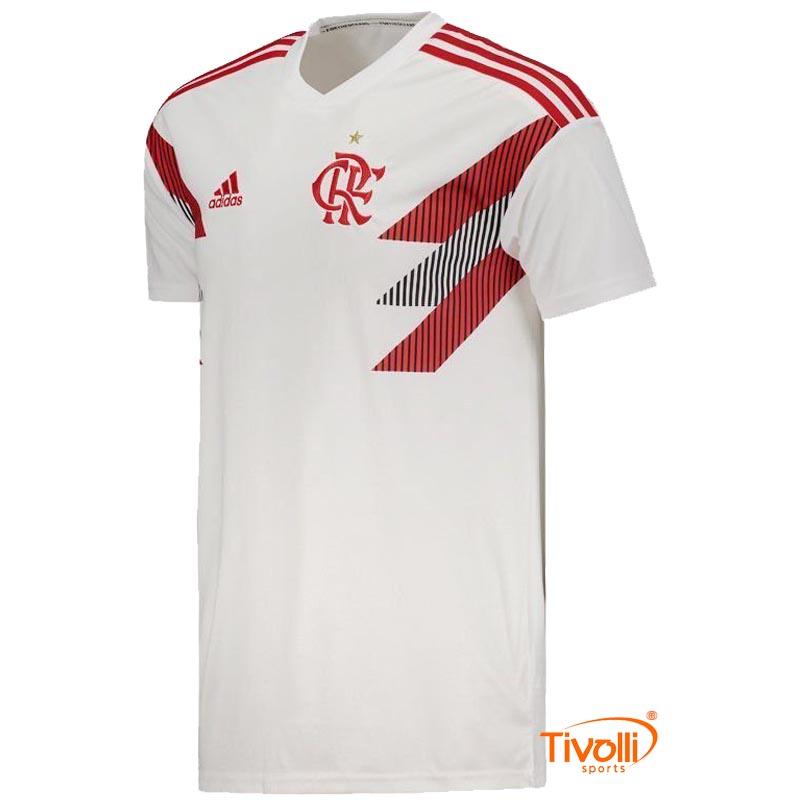 964e8f225b Camisa Flamengo 2018 Adidas > Pré Jogo Masculina >