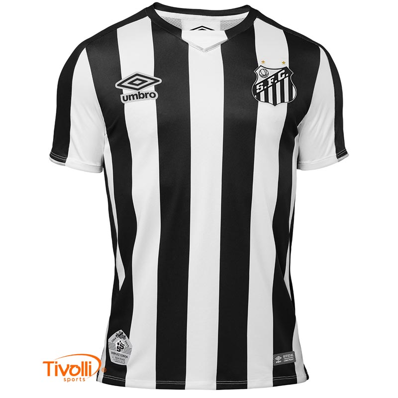 1e17ea261d1a1 Camisa Santos Umbro II 2019   Masculina