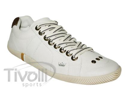 27541cfd2 Tênis Osklen Riva > Craquelado, Branco/Bronze >