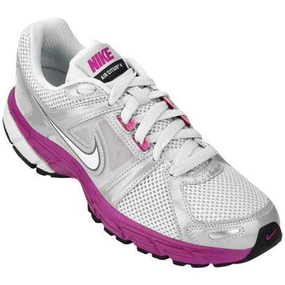 Tênis Nike Air Citius +4 MSL   Cinza Lilás ref 454202   52333a1abe4a0
