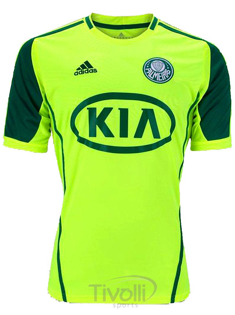 Camisa Palmeiras II mod. 2012 S N Verde Escuro Verde Limão - Ref  X19556 898db471b6541