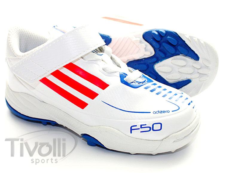 1611c87a81 Chuteira Infantil Adidas F50 Adizero CF I
