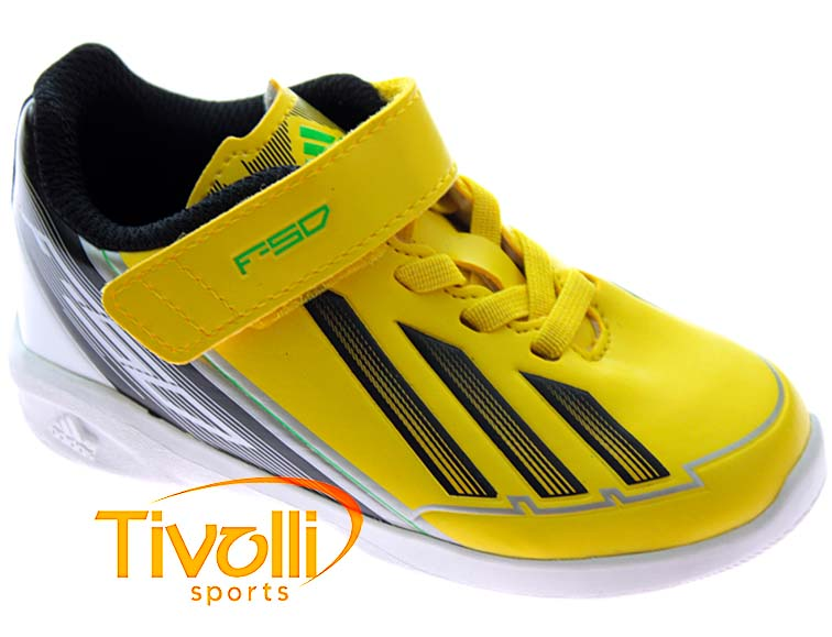6ad8c6b940 Chuteira Infantil Adidas F50 Adizero CF I   - Mega Saldão