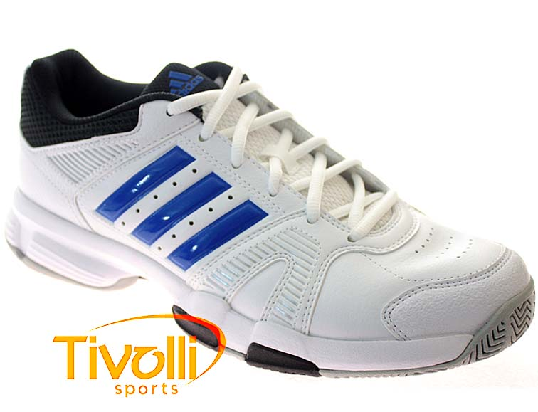 Tênis Adidas   Ambition VIII STR Branco Azul G95364     4ca8026684f31
