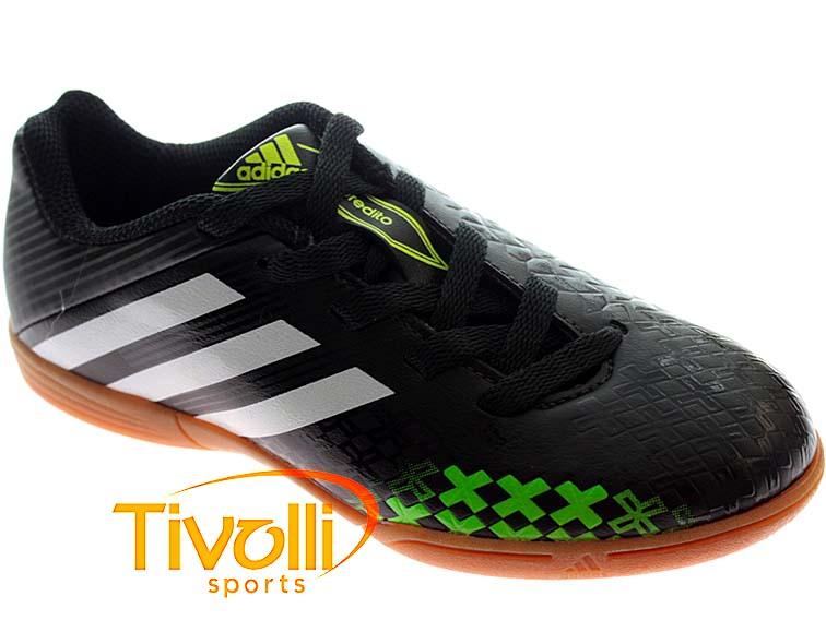 7609c3f1b3097 Chuteira Adidas Predito LZ IC Futsal   - Mega Saldão