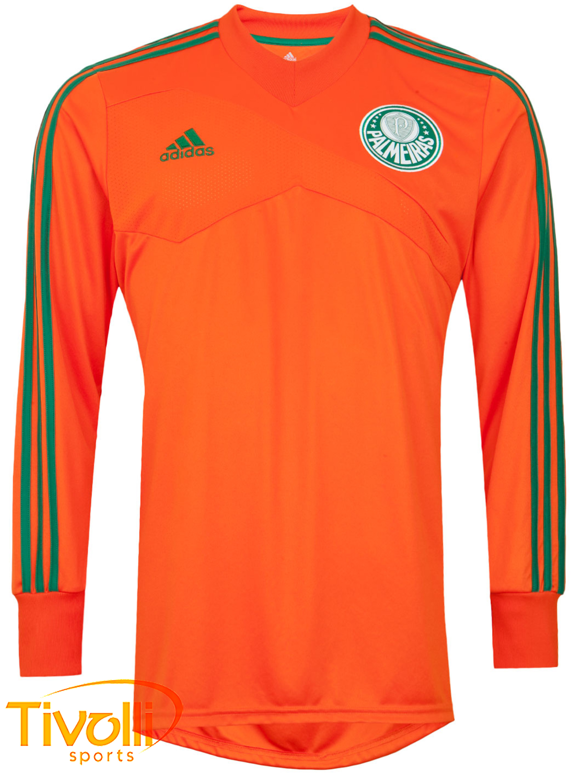 32b7cae034a56 Camisa Adidas   Palmeiras II GK Boys 2013