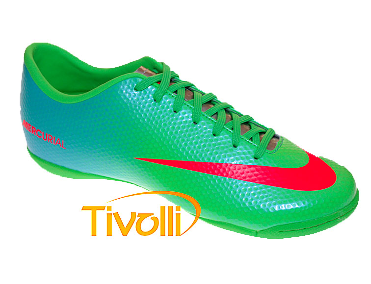 5325e2e863eac Black Friday - Chuteira Nike   Mercurial Victory Verde