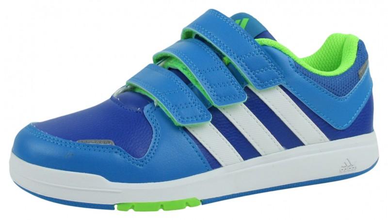 317e35249e5 Tênis Adidas   Infantil LK Trainer 6 CF K Azul