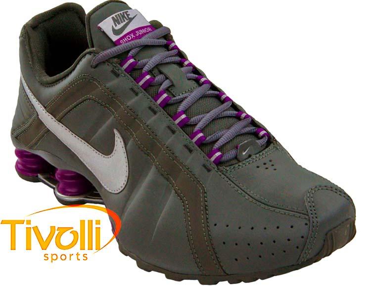 448b426108 Tênis Nike Shox Junior   - Mega Saldão