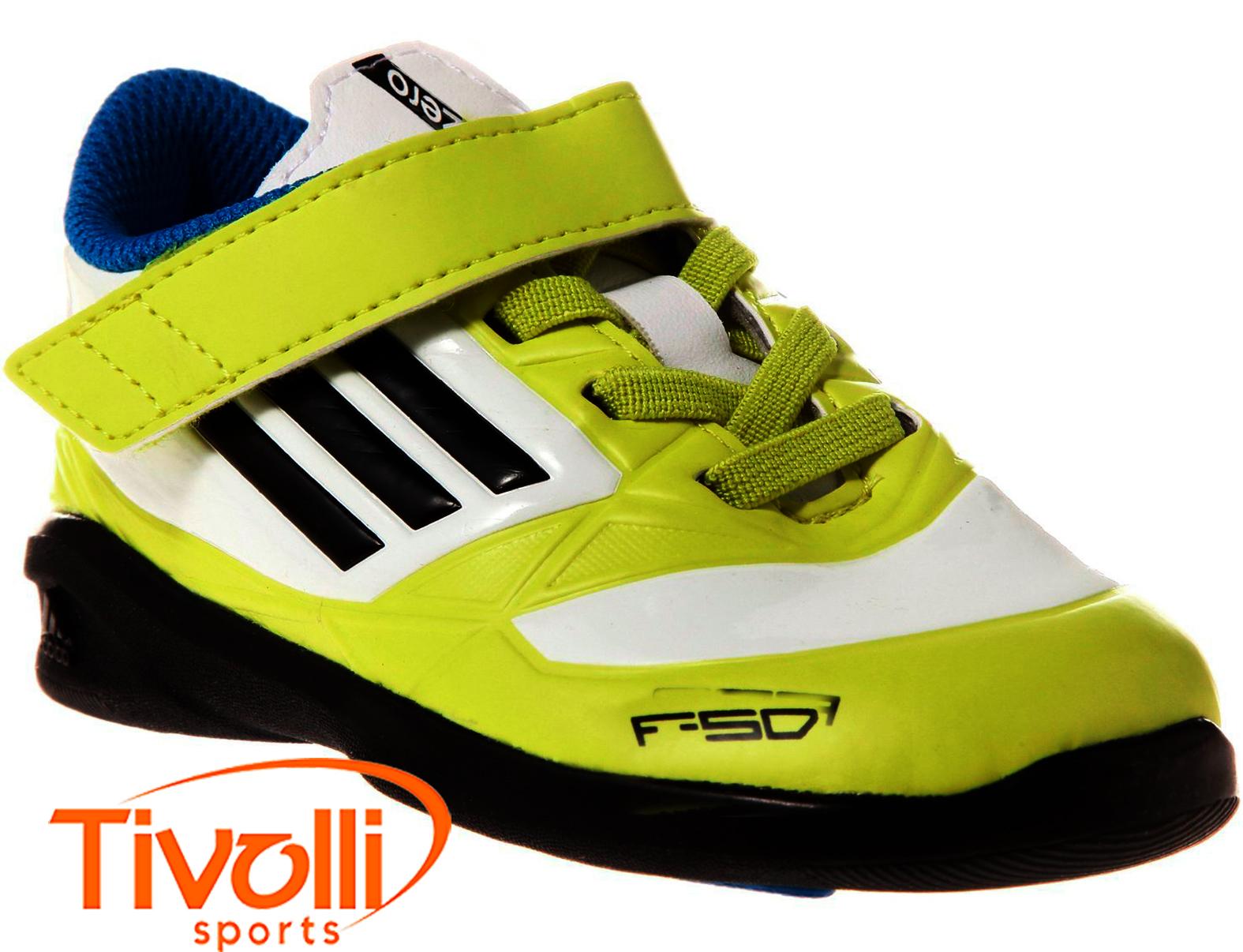 96ae1ce0fe Chuteira Adidas Kids F50 Adizero CF Infantil