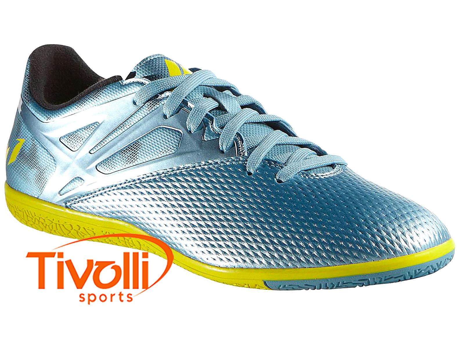 Chuteira Adidas Messi 15.3 IC Futsal   - Mega Saldão   73a4add444571